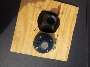Pvr tweeter/horn driver with cone for Sale in Sandston, VA