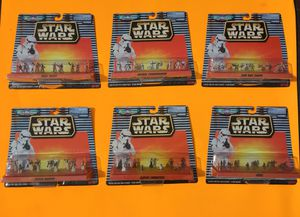 MicroMachines Star Wars Vintage Collectables. Take One or Take All! Make an offer! for Sale in Missoula, MT