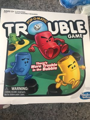 Board game trouble for Sale in Las Vegas, NV