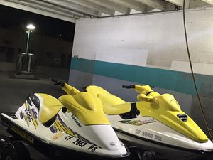 Set of sea doo 1998- 1997 for Sale in San Diego, CA
