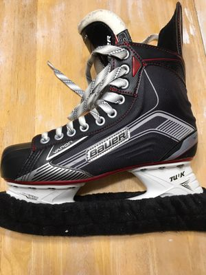 BAUER Vapor Hockey Skates Size 7.5 Lightly Used for Sale in Gulf Breeze, FL