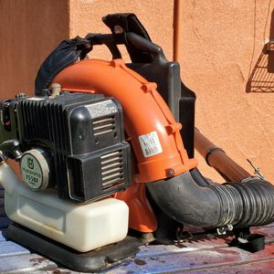 Husqvarna 155BF carb II backpack blower category III 71 dB for Sale in Fresno, CA