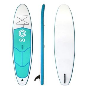New Inflatable Turquoise Sup Paddle Board for Sale in Corona, CA