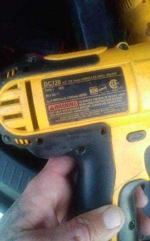$55 ea power tools no batteries included for Sale in Santa Fe Springs, CA