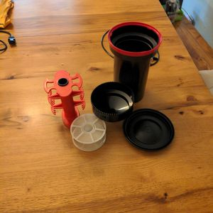 4x5 Developing Tank+35mm/120 Reel for Sale in Puyallup, WA