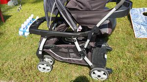 Double stroller for Sale in Spring, TX