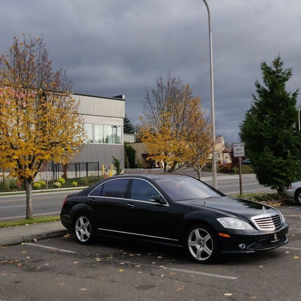 Mercedes Benz s550/s63 2007-2013 headlight