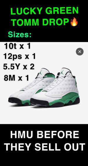 """Jordan Retro 13 """"LUCKY GREEN"""""""" for Sale in Bellflower, CA"""