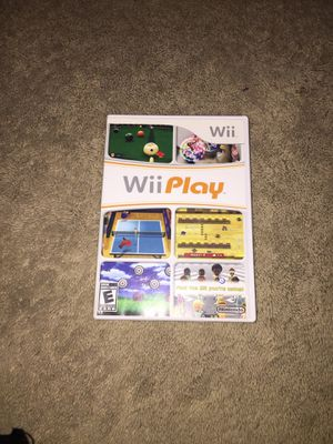 Wii game for Sale in Portland, OR