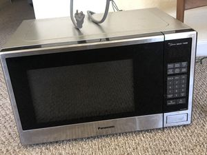 Panasonic Microwave for Sale in San Francisco, CA