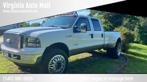 2006 Ford F-350 Super Duty for Sale in Woodford, VA