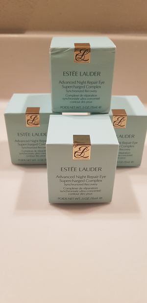 Original Estee Lauder Advanced Night Repair Eye Supercharged Complex 0.5oz New In Box for Sale in Houston, TX