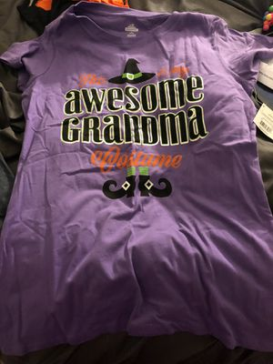 Grandma Costume T-Shirt for Sale in Milpitas, CA