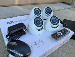 4 x Security Cameras-Se Habla Espanol for Sale in Grand Prairie, TX