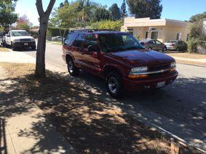 2002 Chevy blazer for Sale in Marina del Rey, CA