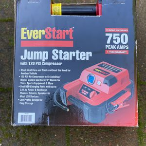 Jump Starter for Sale in Kent, WA