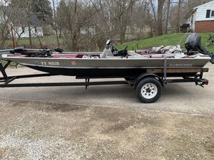 Nice Bass Boat for Sale in Mount Vernon, OH