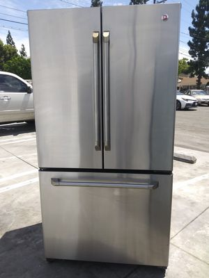 GE All Stainless Steel French Door Counter Depth for Sale in Chino Hills, CA