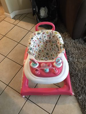 Baby walker for Sale in Fresno, CA