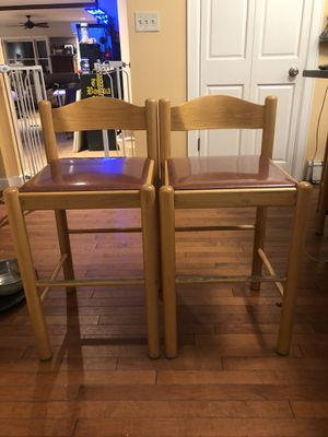 4 barstool chairs stools for Sale in Needham, MA
