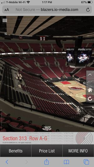 Blazer games 2019 for Sale in Vancouver, WA