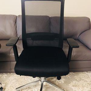 Brand New Union & Scale Prestige Marrett Fabric/Mesh Swivel Task Office Chair, Black for Sale in Gaithersburg, MD