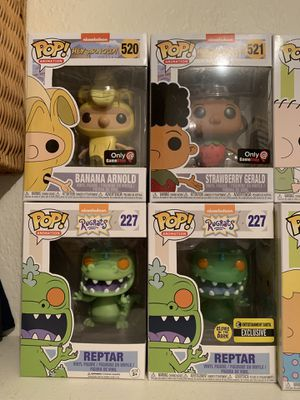 Hey Arnold! Rugrats Funko Pop! for Sale in Clovis, CA