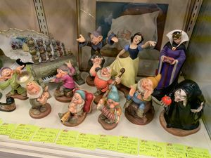 WDCC Snow White and the Seven Dwarfs Figurines for Sale in Mesa, AZ