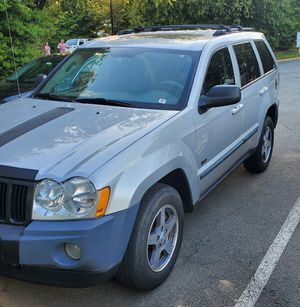2007 Jeep Grand Cherokee for Sale in Rockville, MD