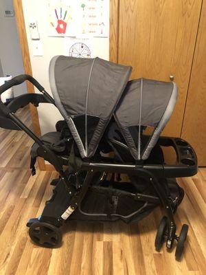 Graco Ready2Grow Double Stroller for Sale in Brooklyn Park, MN