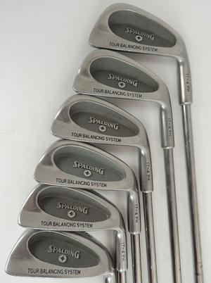 Spalding ELITE Golf Iron Club Set INLCUDES: 4, 5, 6, 8, 9, PW for Sale in Modesto, CA