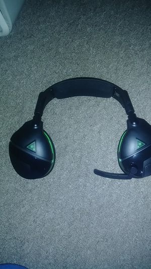 X box one turtle beach stealth 600 headset for Sale in Akron, OH