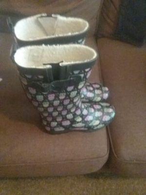 Capelli rain boots for Sale in Cincinnati, OH