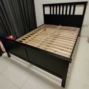 Ikea Hemnes Queen Bed Frame for Sale in Bellevue, WA
