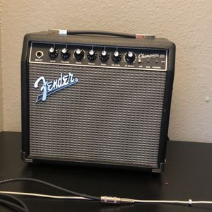 Fender Champion 20 Amplifier for Sale in Oregon City, OR