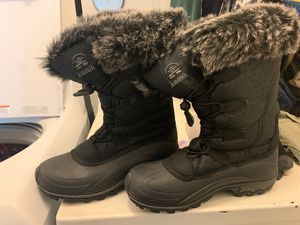 Kamik woman Snow boots size 8 for Sale in Cutler Bay, FL
