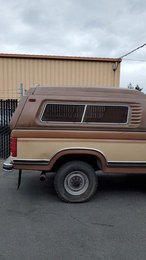 Camper for Sale in Tacoma, WA
