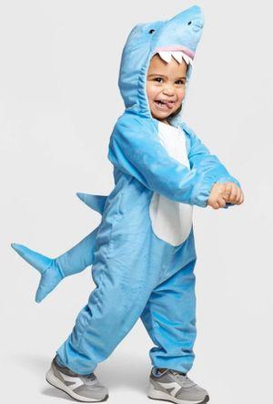 Unisex blue infant shark costume for Sale in Dallas, TX