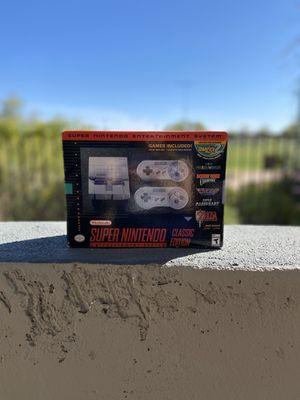 Super Nintendo Classic Mini System for Sale in Chandler, AZ