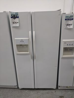 White Kenmore Refrigerator with Warranty for Sale in Longmont, CO