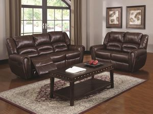 Recliner sofa + love seat for Sale in NJ, US