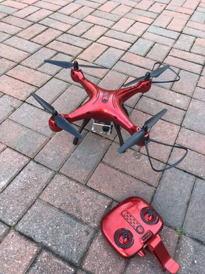 Drone stop working need fixed only fly one time for Sale in Alexandria, VA