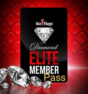 Six flags Magic Mountain Diamond Elite All Park Membership Pass 2020 for Sale in Los Angeles, CA