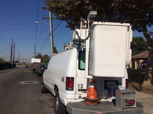 2012 Ford E350 bucket van for Sale in South Gate, CA