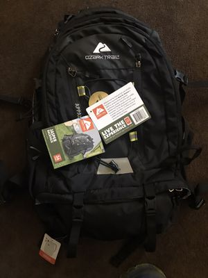 NWT Ozark Trail Appalachian Jasper 36l backpack. No deliveries for Sale in Moreno Valley, CA