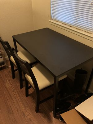 Table & Chair Set for Sale in Oakland, CA