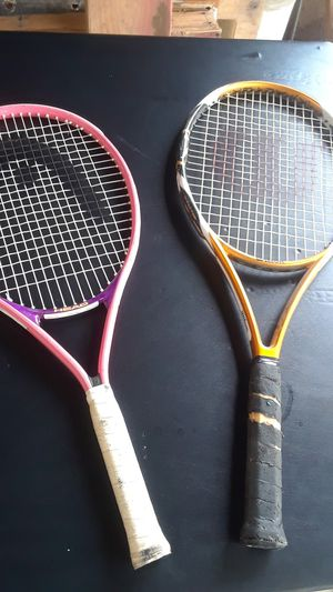 $10 For both tennis rackets for Sale in Riverside, CA