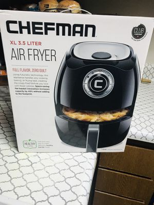 Chefman airfryer(new) for Sale in San Diego, CA