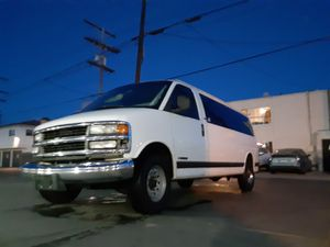 2000 chevy Express 3500 for Sale in Chula Vista, CA