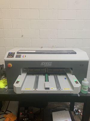 Coldesi M2 DTG (Direct to Garment) Printer for Sale in Halethorpe, MD
